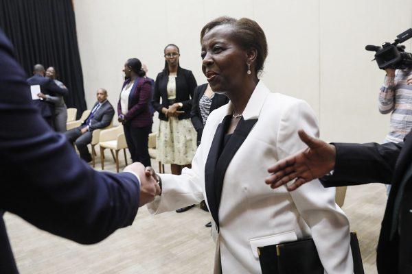 La ministre des Affaires étrangères, Louise Mushikiwabo, est candidate au poste de secrétaire générale de l'OIF