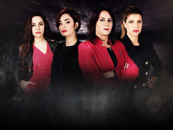 Les protagonistes d'El Khawa, saison 2