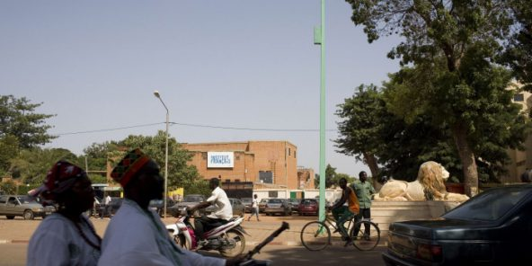 Avenue de la Nation, Ouagadougou, Burkina Faso