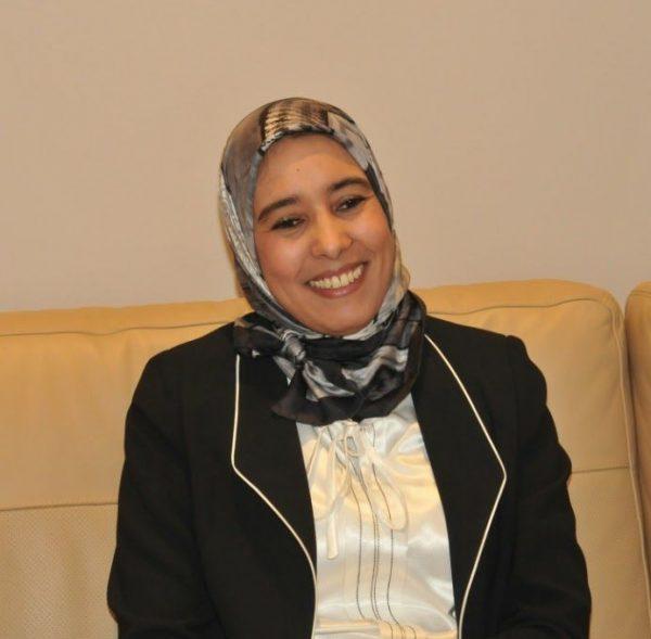 Amina Mae El Aïnine