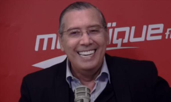 Borhène Bsaïes, chargé des affaires politiques de Nidaa Tounes.