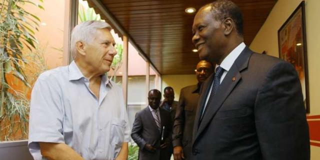 Côte d'Ivoire-France : le monde du diplobusiness