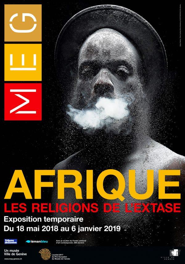 Afrique. Les religions de l'extase, au MEG (Suisse), jusqu'au 6janvier 2019