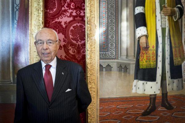 Lazhar Karoui Chebbi, le représentant personnel de Béji Caïd Essebsi