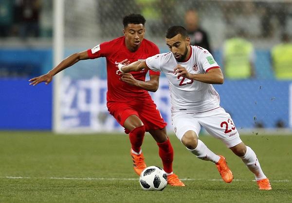 """[Mondial 2018] : Tunisie - Belgique : Naïm Sliti veut """" faire le match parfait """""""