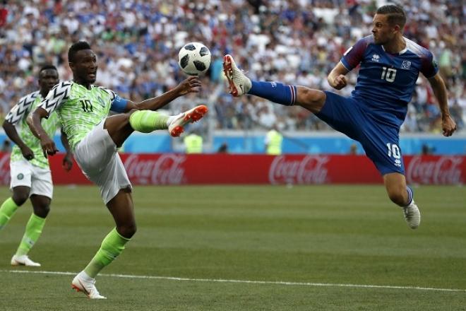 Mondial 2018 : le Nigeria bat l'Islande (2-0) et revient dans la course à la qualification