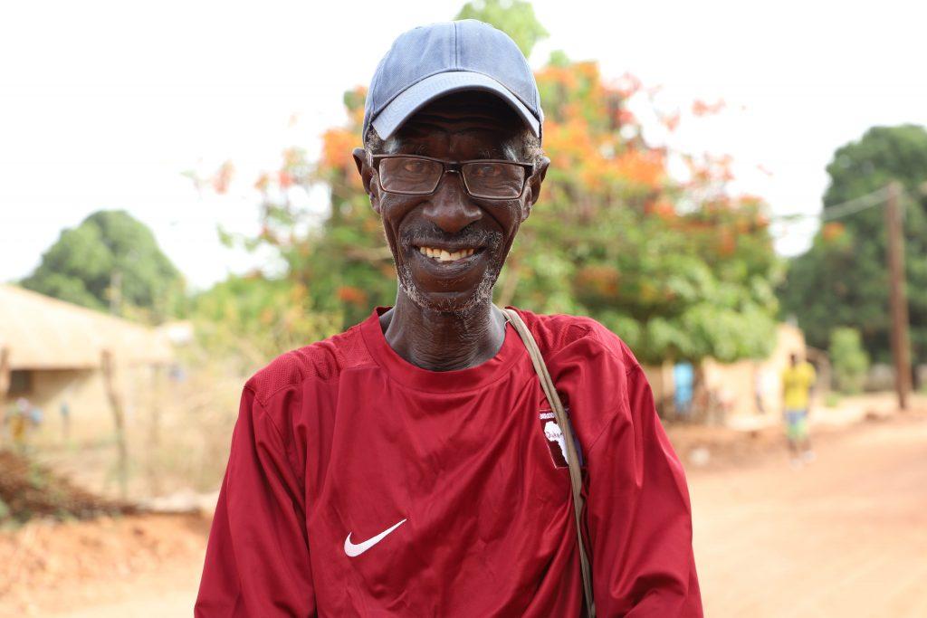 Tonnerre Diallo, l'ancien entraîneur de Sadio Mané