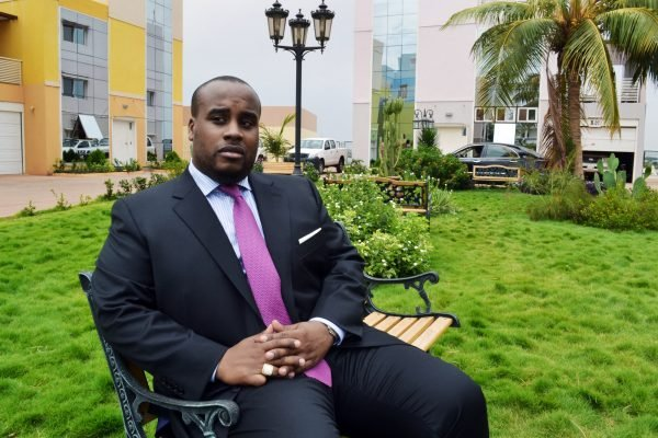 Karim Keïta, président de la commission Défense, sécurité et protection civile de l'Assemblée nationale malienne