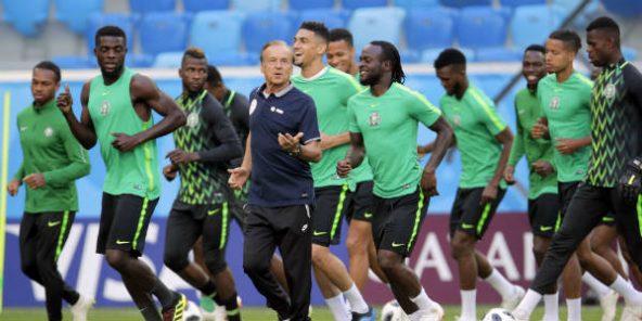 Russie 2018 – Gernot Rohr : « Le Nigeria a un bel avenir devant lui » –  Jeune Afrique
