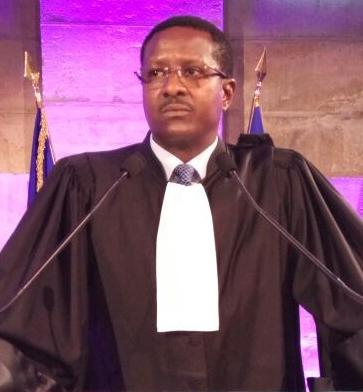 Abdoussalam Cissé, un des avocats du collectif qui défend les activistes au Niger.