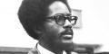 Le  militant et historien guyanien Walter Rodney.