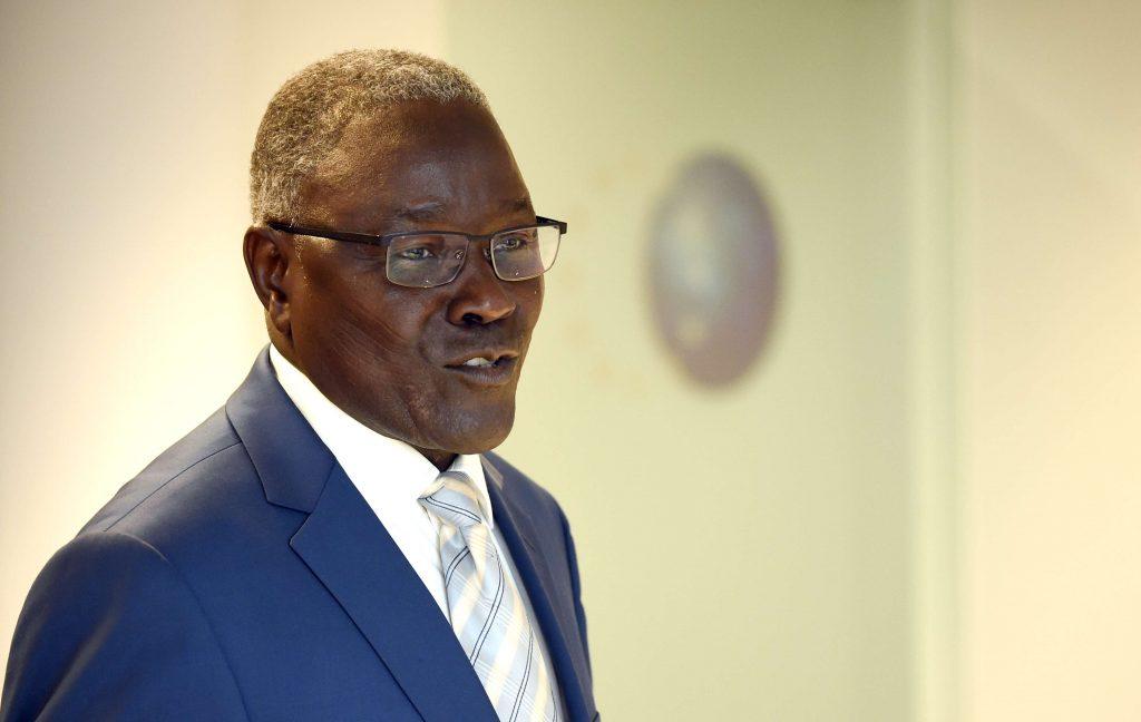 Kalla Ankourao, ministre nigérien des Affaires étrangères.