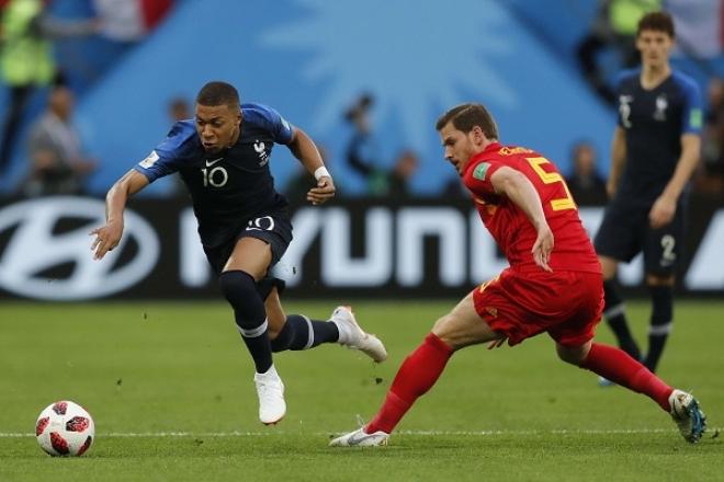Mondial 2018 : la France asphyxie la Belgique et se qualifie pour la finale (1-0)