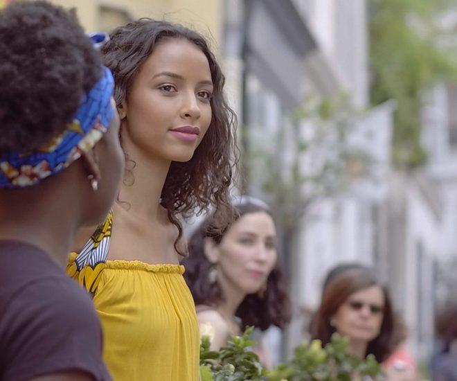 Flora Coquerel a une ambition : mettre en avant le brassage des cultures.