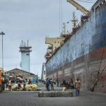 Port de Cotonou, novembre 2017.© Jacques Torregano pour JA
