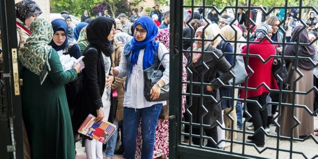 MarocLa Disent Charia Révolution Des – Femmes Qui wPOk0n