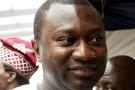 Femi Otedola, le 7 juillet 2007, à Lagos.
