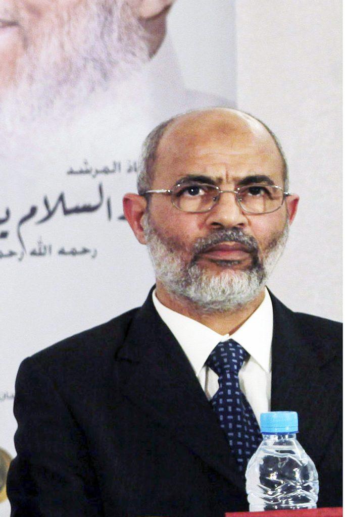 Abdelouahed Moutawakil.