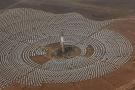 La centrale solaire de Noor 3, au Maroc.