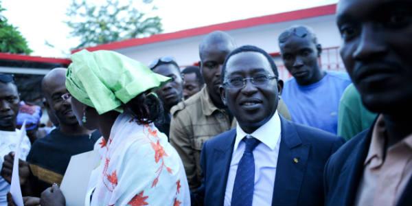 Présidentielle au Mali : Soumaïla Cissé en campagne dans la région-clé de Sikasso
