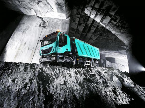 Le Trakker, réputé pour sa robustesse, est l'un des véhicules de la marque les plus vendus en Afrique.