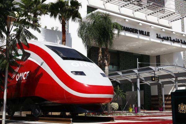 La ligne reliera Tanger à Casablanca en deux heures et dix minutes avec des pointes à 350km/h.