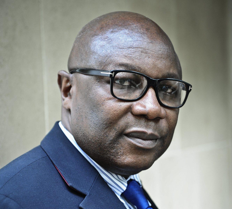 Pierre-Claver Maganga Moussavou, vice-président du Gabon.