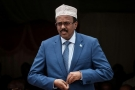 Le président somalien Mohamed Abdullahi Farmajo à Djibouti, 5 juillet, 2018.