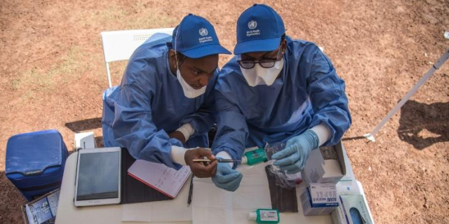 Ebola en RDC : la province du Sud-Kivu touchée à son tour par l'épidémie