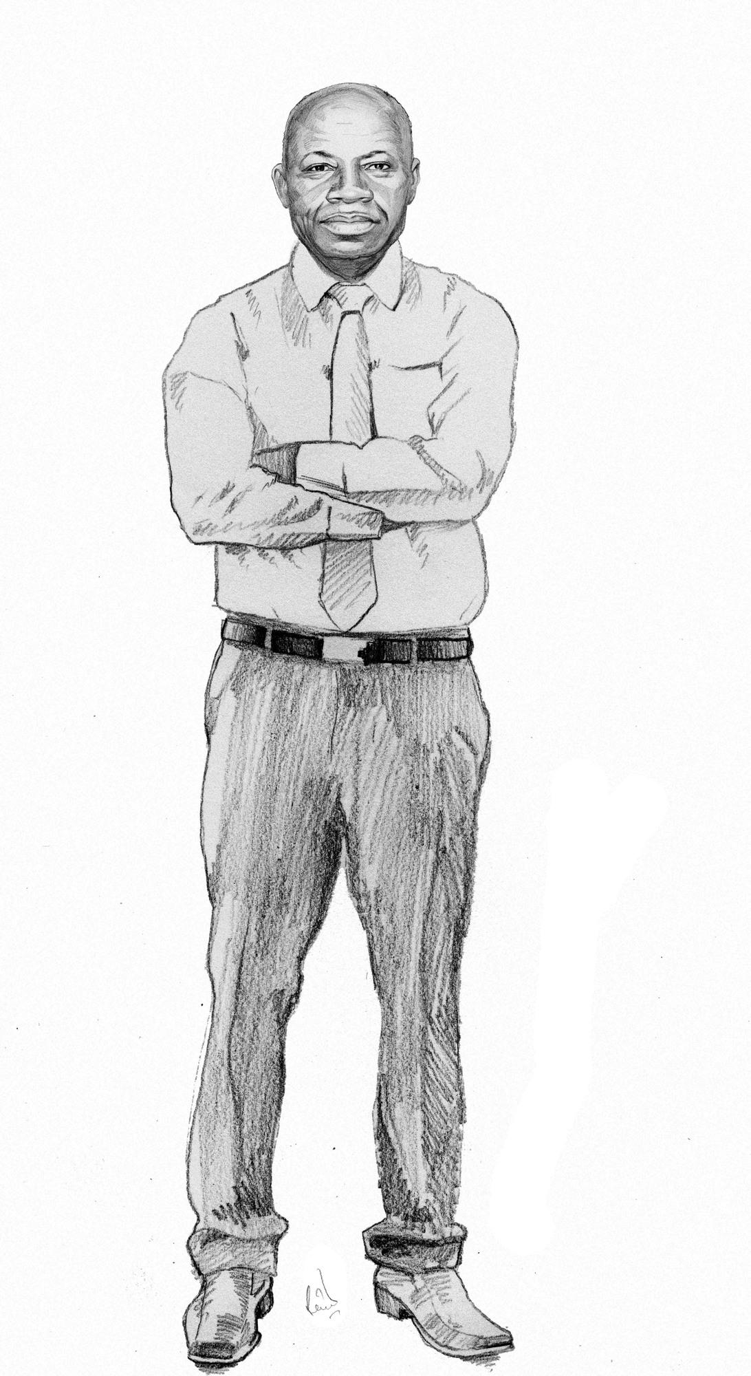 Michel Menga.