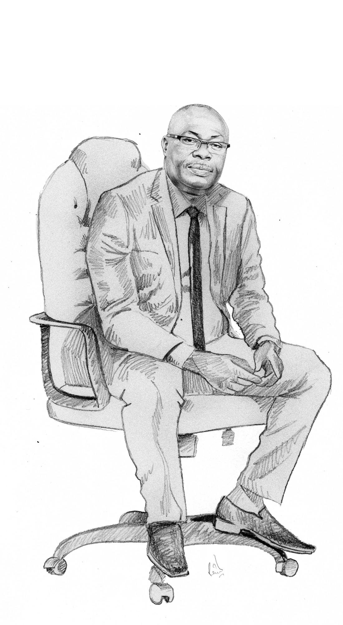 Moukagni Iwangou