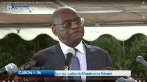 5- Jean-François Ntoutoume Emane© Gabon news/Youtube