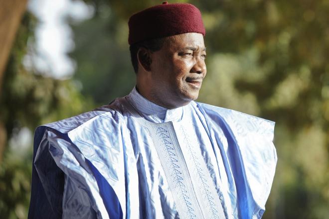 [Édito] Niger : les deux paris du lion Mahamadou Issoufou