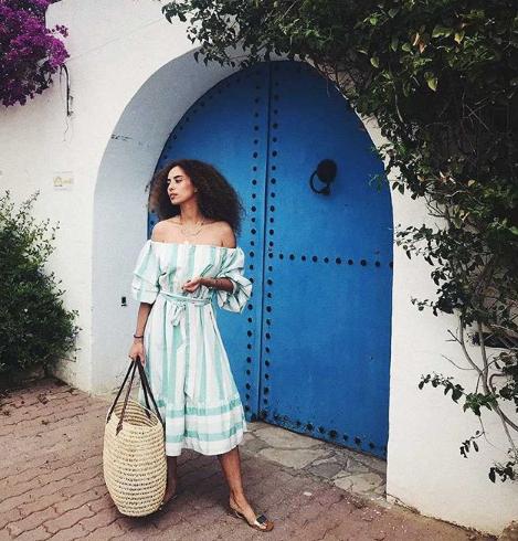 Vita Luna sur Instagram, le 4 juin 2018