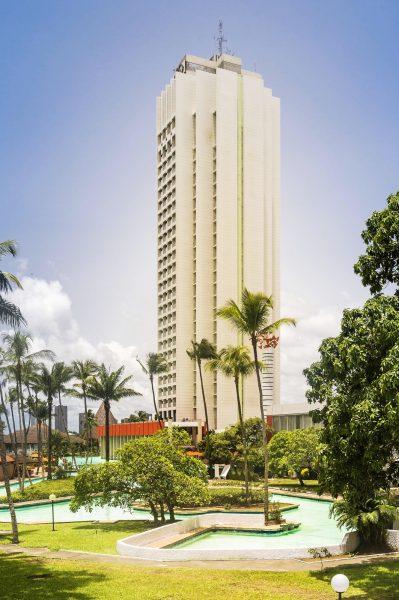 Sofitel Abidjan Hotel Ivoire Accueil des participants. Africa Ceo Forum, Hôtel Sofitel Ivoire, Abidjan, Côte d'Ivoire, mars 2016.