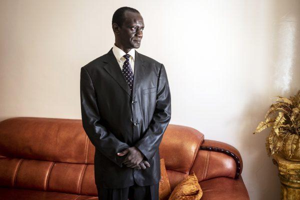 Mame Mactar Guèye, vice-président de Jamra, l'ONG islamique qui a pris la tête de la fronde anti-Rehfram.