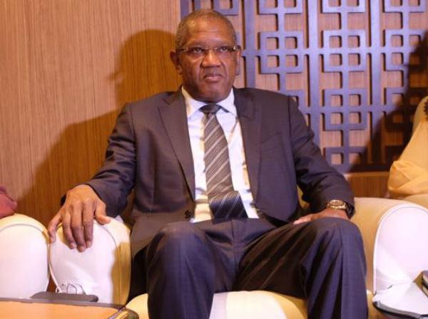 Ibrahim Traoré, directeur de cabinet d'IBK depuis 2015.