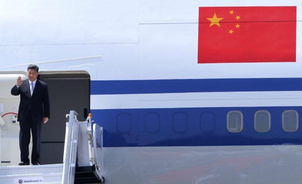 Le président chinois Xi Jinping ici en octobre 2016