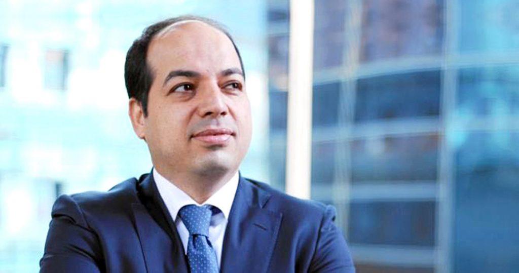Ahmed Miitig, Vice-Premier ministre du gouvernement Sarraj, en Libye.