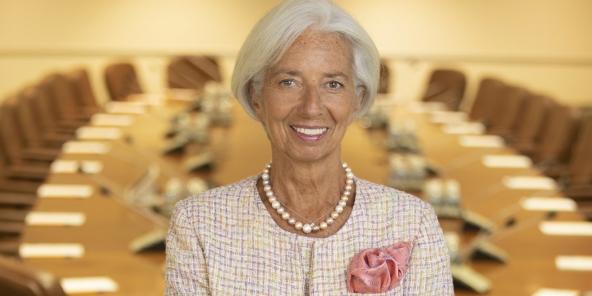 Christine Lagarde : « Je ne peux rien faire pour annuler la