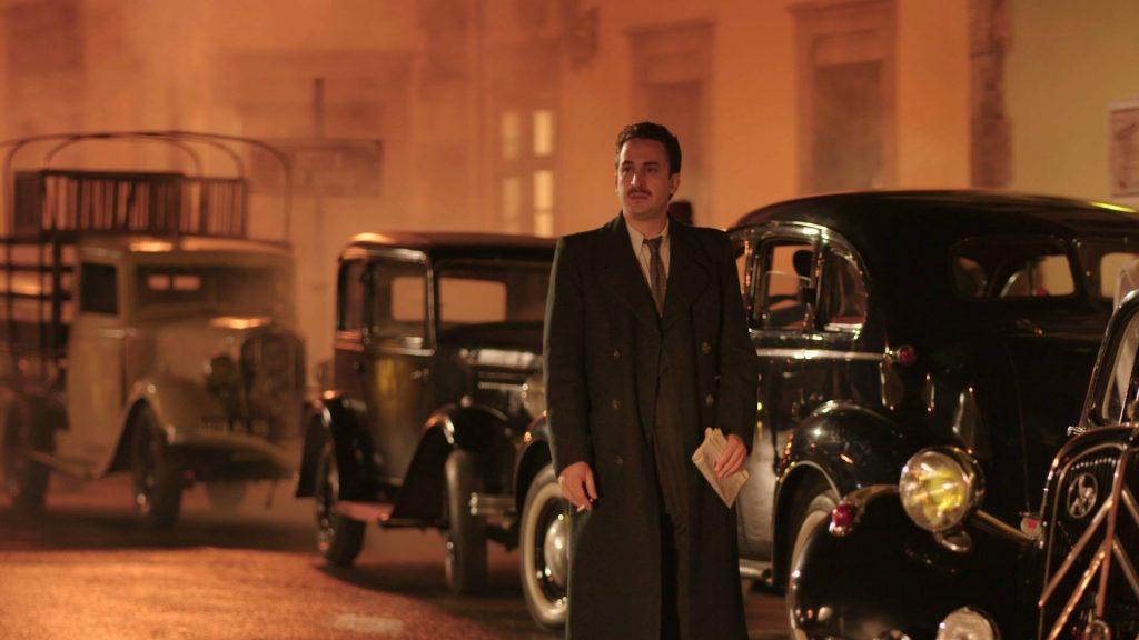 Une scène du film consacré à Larbi Ben M'Hidi.