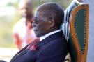 Robert Mugabe, ancien dirigeant du Zimbabwe.