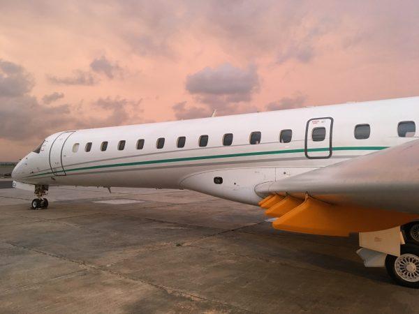 egourd Aviation assure une liaison régulière entre Pointe-Noire et Port-Gentil avec sa filiale Equaflight.