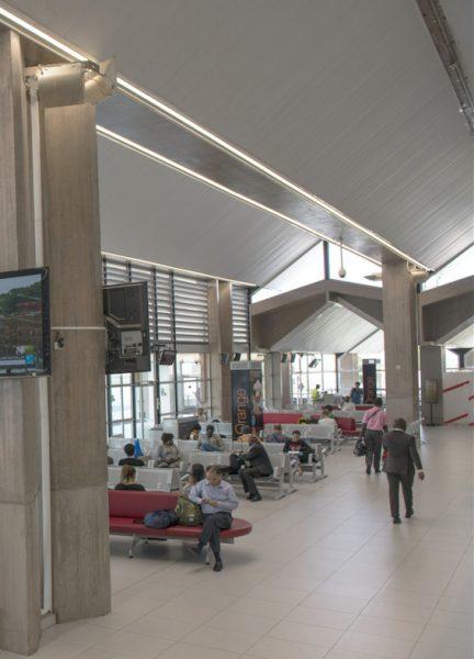 Aéroport International d'Abidjan (illustration).