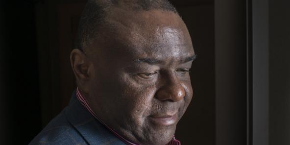 Jean-Pierre Bemba, le 4 septembre 2018,