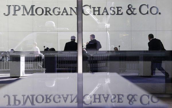 Quatier général de JP Morgan Chase, à New York.