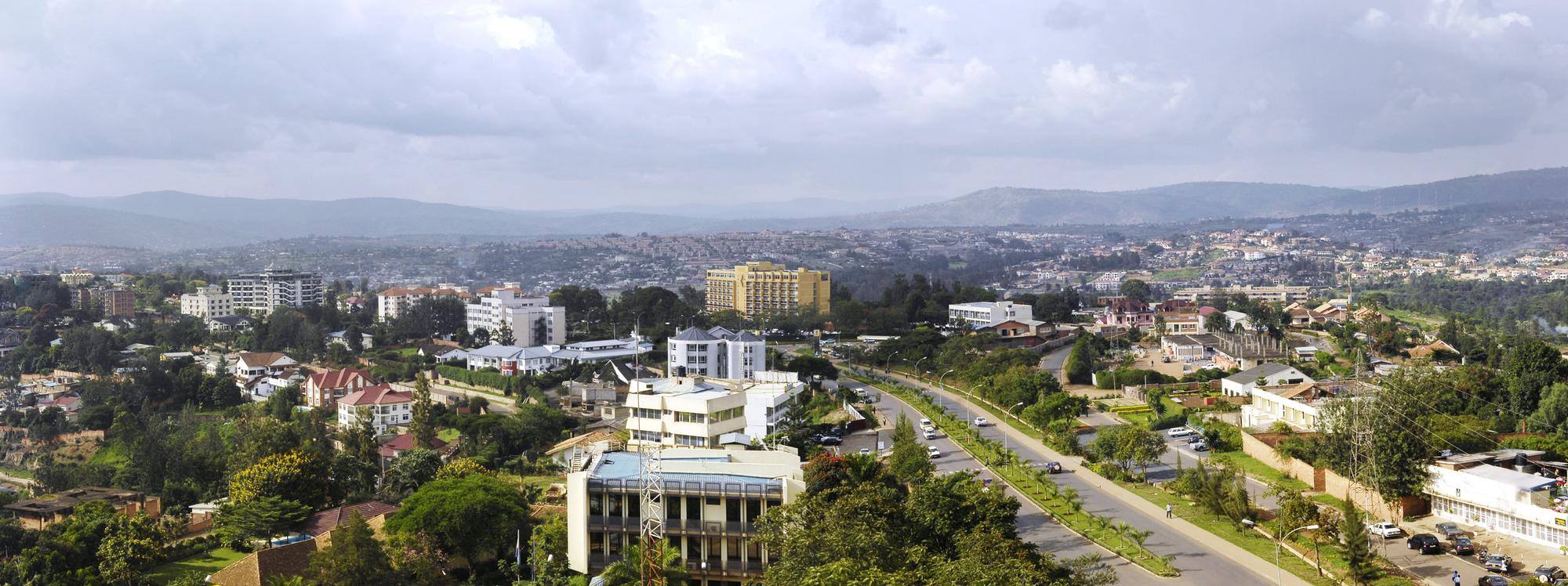 Kigali, au Rwanda (photo d'illustration).