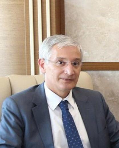 Ahmet Riza Demirer.