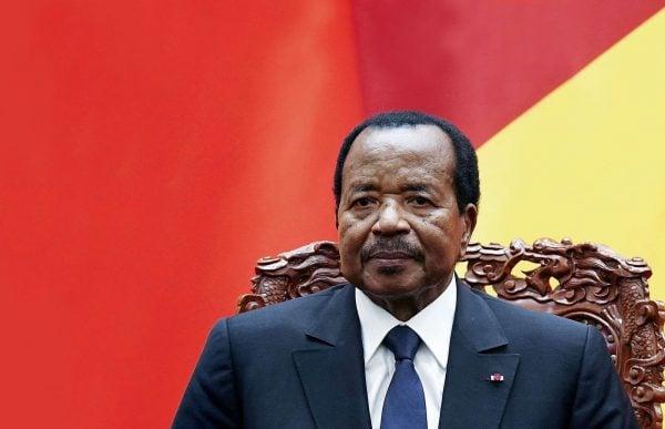 Paul Biya, le président camerounais.