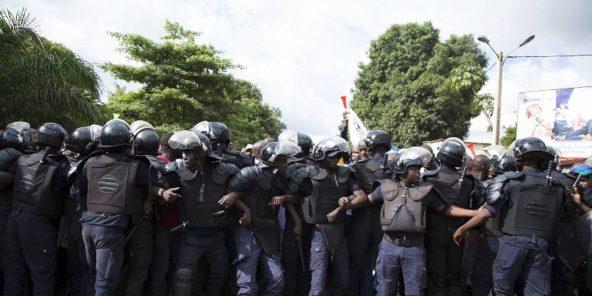 Mali : une manifestation dispersée à la veille de l'investiture d'IBK